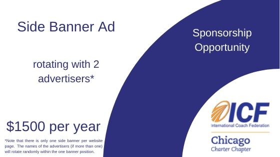 side banner add with 3 advertisers 1100 per year per advertiser