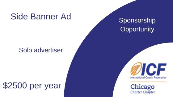 Side banner ad solo advertiser 2500 per year